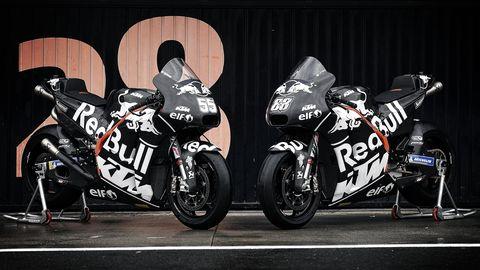 KTM RC16 Tech3