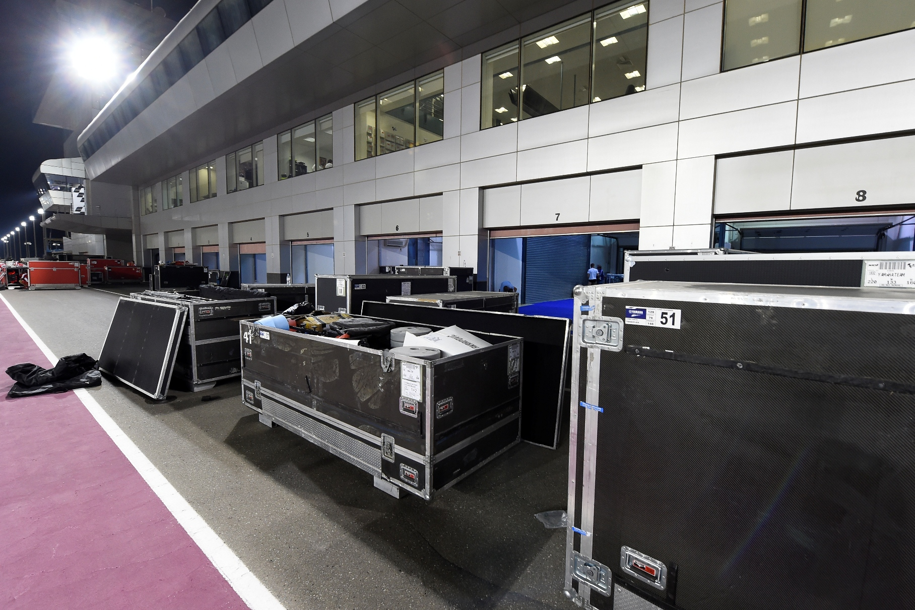Team Tech 3 Outlines The Logistics Behind The MotoGP World Championship