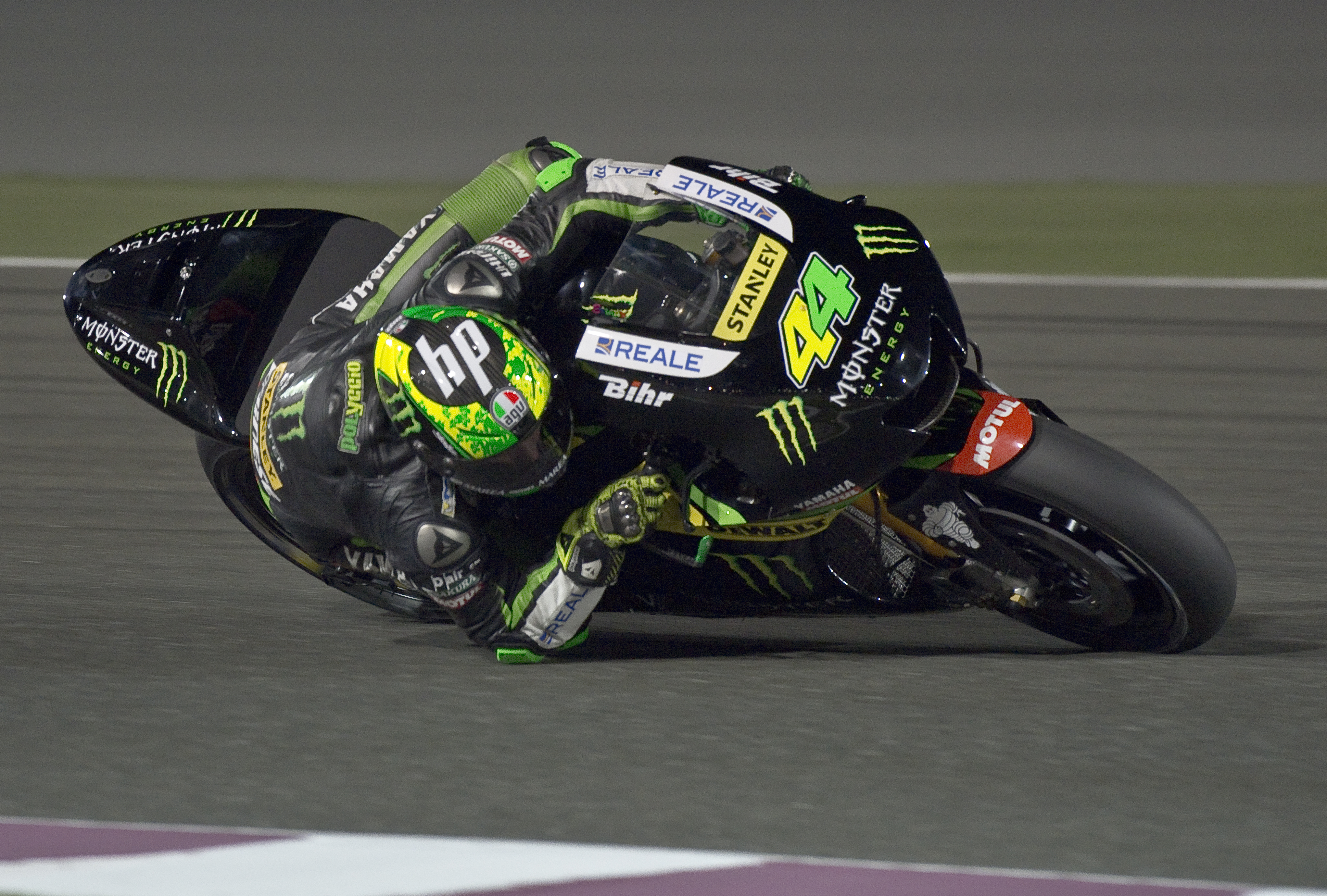 Determined Tech3 duo power on in day 2 at Qatar
