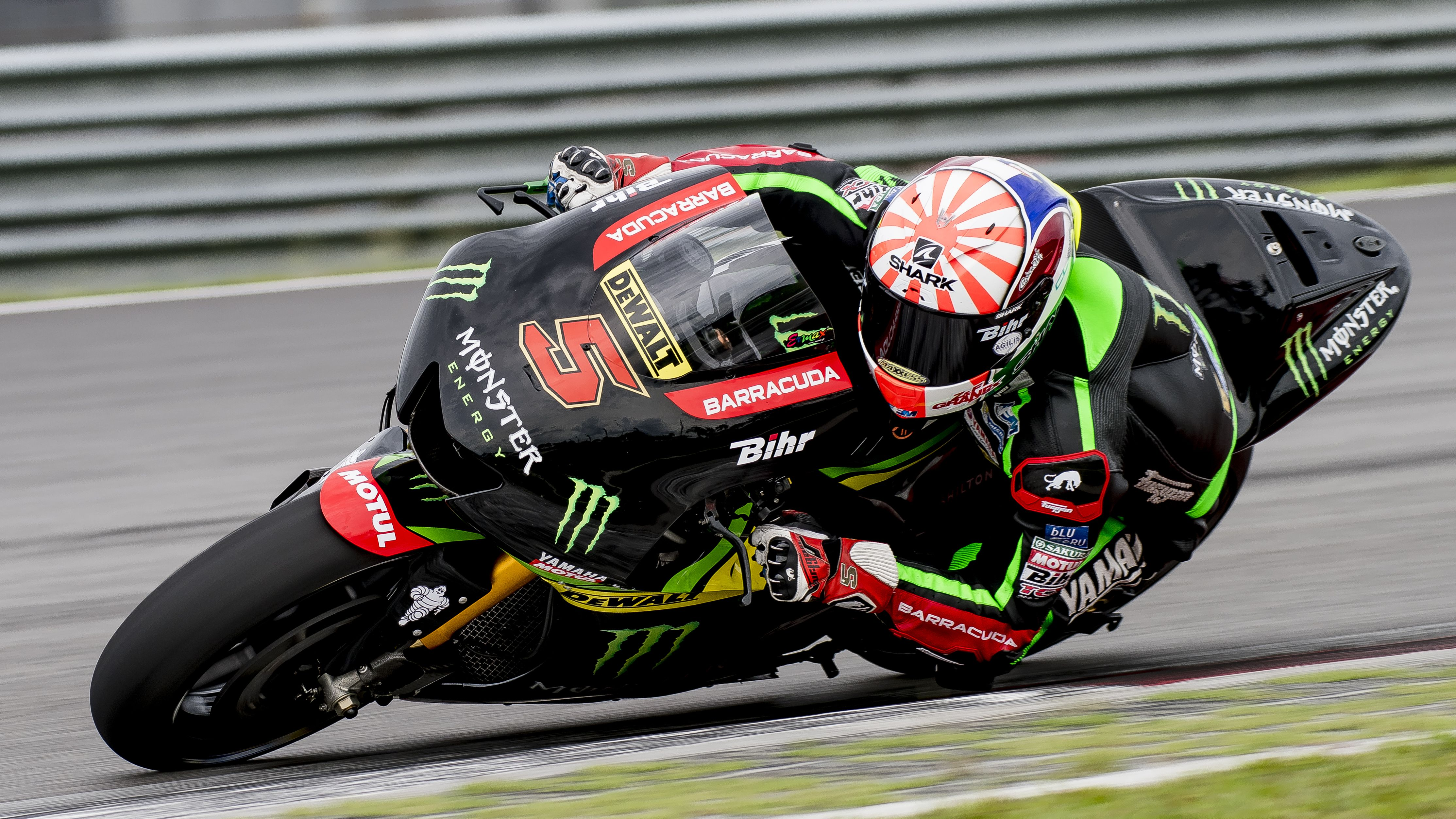 Tech3 duo outline their intent for 2017 with strong showings on day 2 in Sepang